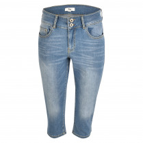 Jeans - Regular Fit - Capri