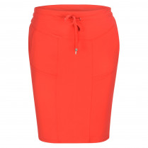 Jogskirt - Regular Fit - unifarben