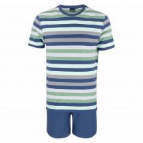 Schlafanzug - Loose Fit - Verde Grande