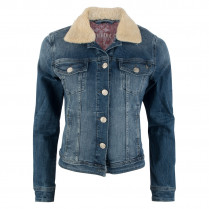 Denimjacke - Gipsy - Slim Fit