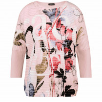 Pullover -  Comfort Fit - Print