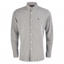 Hemd - Slim Fit - Button-Down