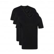 Basicshirts - 3er Pack - V-Neck