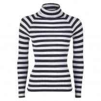 Pullover - Waffin - Woll-Mix