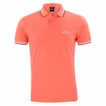 Poloshirt - Slim Fit - Paul Curved