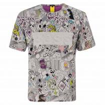 T-Shirt - Loose Fit - Tee Lotus