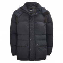 Outdoorjacke - Straight Fit - Daunen