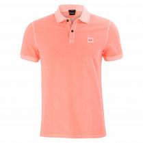 Polohemd - Regular Fit - Unifarben