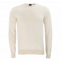 Pullover - Slim Fit - Unifarben