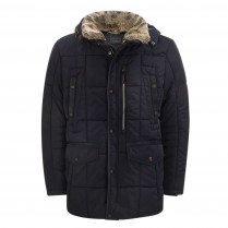 Steppjacke - Regular Fit - Webpelz