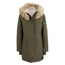 Daunenparka - oversized - Fake Fur 100000