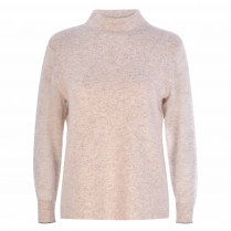 Sweatshirt - Loose Fit - Wollmix
