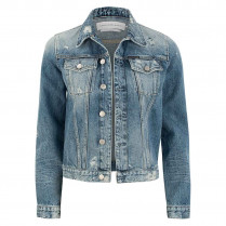 Denimjacke - Regular Fit - Cleanline Trucker 100000