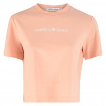 T-Shirt - Loose Fit - Crewneck