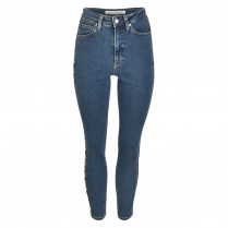 Jeans - Skinny Fit - High Rise