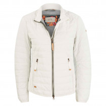 Steppjacke - Regular Fit - unifarben 100000