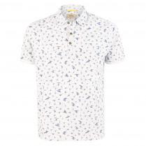Poloshirt - Regular Fit - Flowerprint