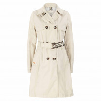 Trenchcoat - Casual Fit - Reverskragen
