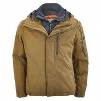 Outdoorjacke - Regular Fit - Kapuze