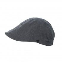 Flat - Cap - Meliert