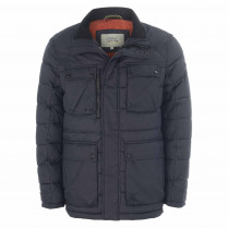 Steppjacke - Comfort Fit - Zip