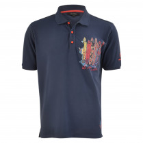 Poloshirt - Regular Fit - kurzarm