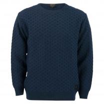 Pullover - Regular Fit - Struktur 100000