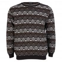 Pullover - Regular Fit - Crewneck 100000