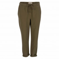 Chino - Casual Fit - Unifarben