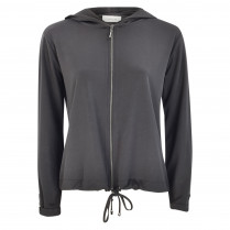 Sweatjacke - Regular Fit - Kapuze