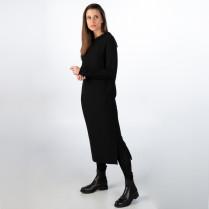 Strickkleid - Regular Fit - Kleid Lang Strick