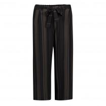 Weite Hose - Comfort Fit - Stripes