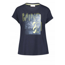 T-Shirt - oversized - Print
