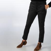 Joggpant - Regular Fit - Muster