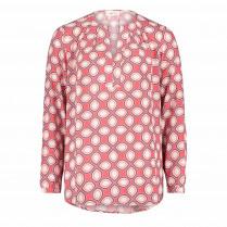 Bluse - Comfort Fit - Dots