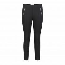 Jerseyhose - Regular Fit - Zipper