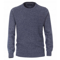 Pullover - Modern Fit - O-Neck