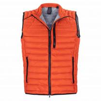 Weste - Regular Fit - Zipper