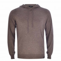 Hoodie - Regular Fit - unifarben