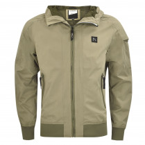 Jacke - Regular Fit - Kapuze