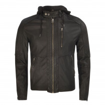 Lederjacke - Slim Fit - Tiago Leather