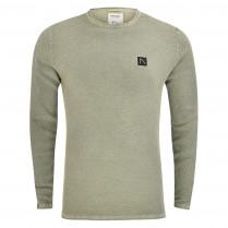 Sweatshirt - Regular Fit - Basal Washed