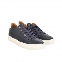 Sneaker - Lederoptik