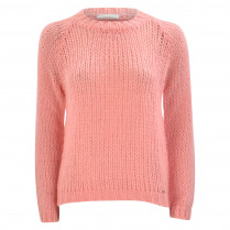 Strickpullover - Loose Fit - Wollmix