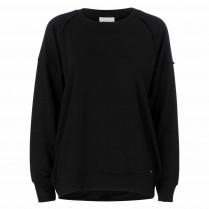 Sweatshirt - Loose Fit - Crewneck