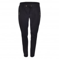 Joggpant - Straight Fit - unifarben