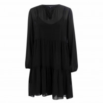 Kleid - Loose Fit - Unifarben
