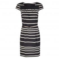 Kleid - Regular Fit - Stripes