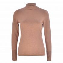 Pullover - Regular Fit - Rollkragen