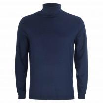 Pullover - Rollkragen - Unifarben